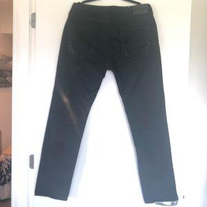 Black Men's All Saints jeans
